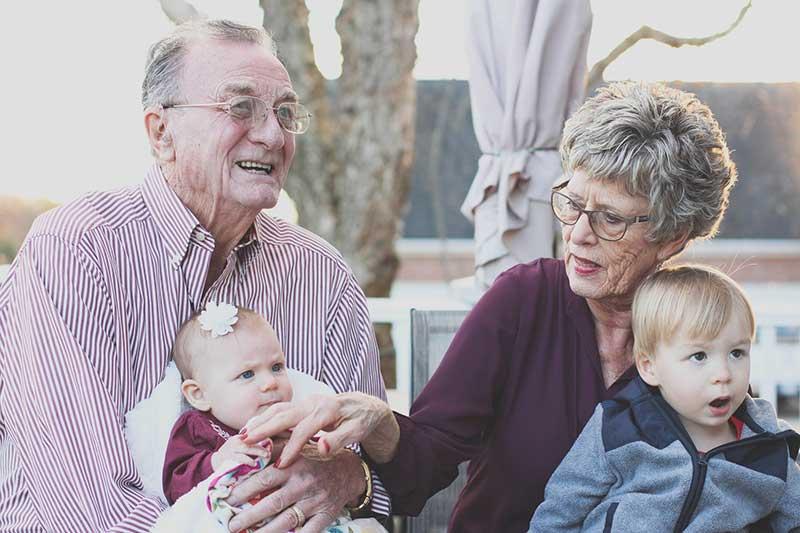 Grandparents' Visitation Rights Lawyer